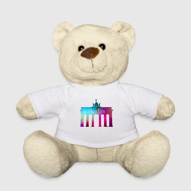 Brandenburg Gate Berlin - Teddy Bear