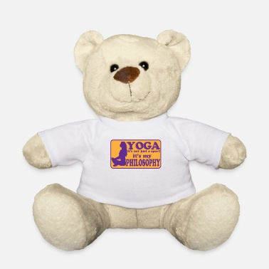 Life Energy Yoga Meditation Life Energy Sport - Teddy Bear