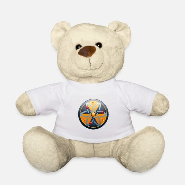 Atomic Energy Nuclear Power - Atoms - Atomic Bomb - Atomic Energy - Teddy Bear