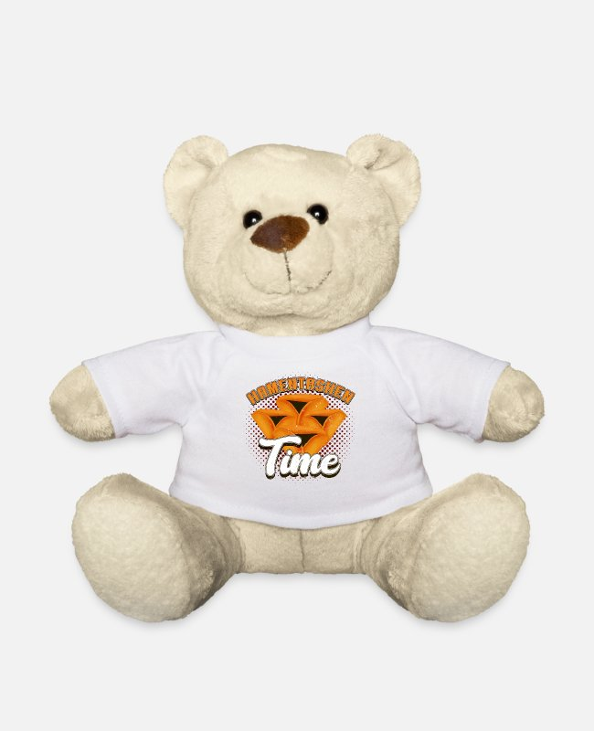 Troops Teddy Bear Toys - Purim - Teddy Bear white