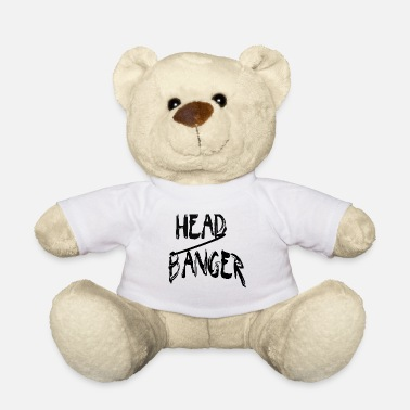 Headbang Headbanger - black - Teddy Bear