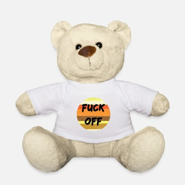 Skole Fuck off design - Bamse