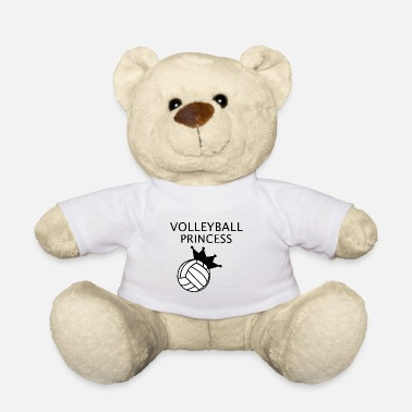Volleyball Joueur de volleyball princesse de volleyball - Nounours