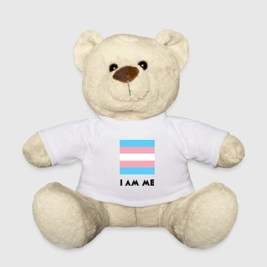 TRANSGENDER I AM ME - Teddy Bear