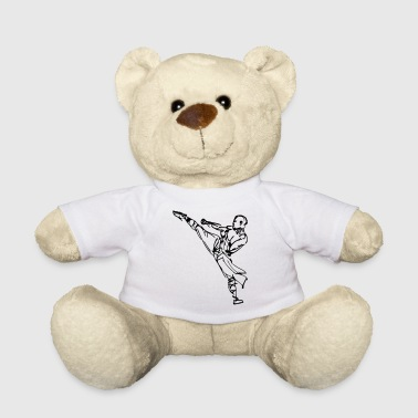 kungfu logo - Teddy Bear