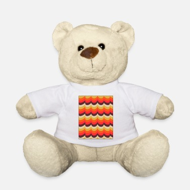 Picture Retro Colours Picture Shirt Lahja - Nalle