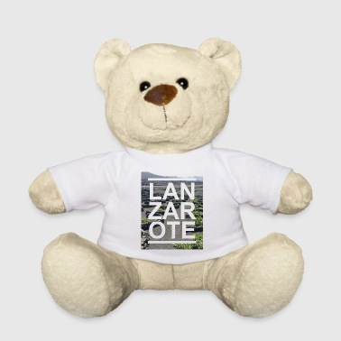 Lanzarote La Geria Canary Islands Canary Islands Spain - Teddy Bear