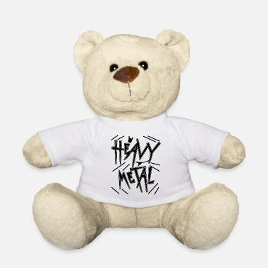 Heavy Metal Heavy Metal - Ours en peluche