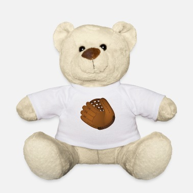Baseball Glove Baseball gloves - Teddy Bear