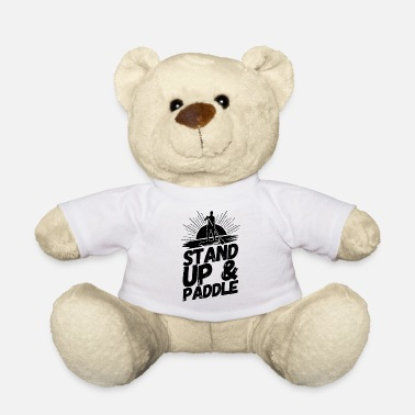 Stand Stand Up Paddling Sup Stand - Teddy Bear
