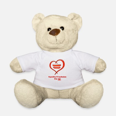 Inclusive equality and inclusion - Teddy Bear