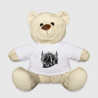 MVP Basketball Trendy Modern - Teddy Bear