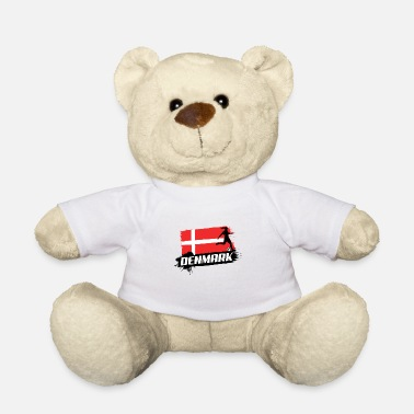 Womens World Denmark Women World Cup Soccer Women's Football - Teddy Bear