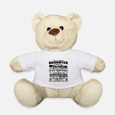 Buddy Father daughter daddy family buddy gift idea - Teddy Bear