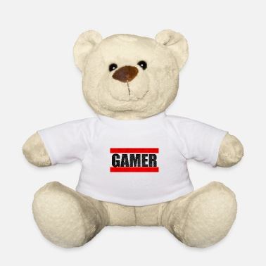 Gamer Gaming Nerd Raider Geek Clan Shirt Gift - Teddy Bear