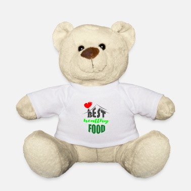 Healthy Healthy Eating Healthy Vegetable Diet - Teddy Bear