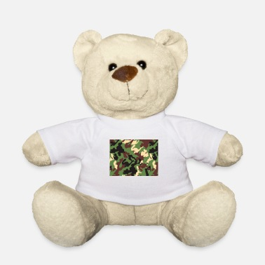 Camo CAMO - Teddy Bear