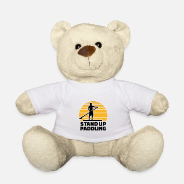 stand up paddling chill relax paddle - Teddy Bear