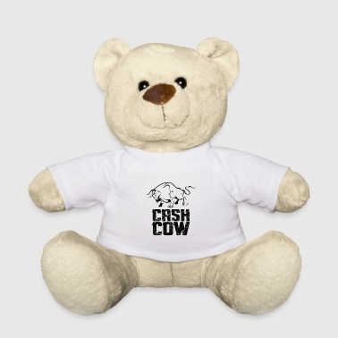 Cash Cow Cash cow - Teddy Bear