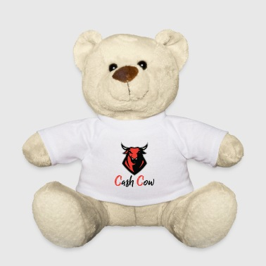 Cash Cow Cash Cow RED - Teddy Bear