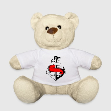 Polish Polish anchor - Teddy Bear