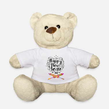 New Year's Eve New Year's Eve New Year's Eve New Year's Eve Party - Teddy Bear