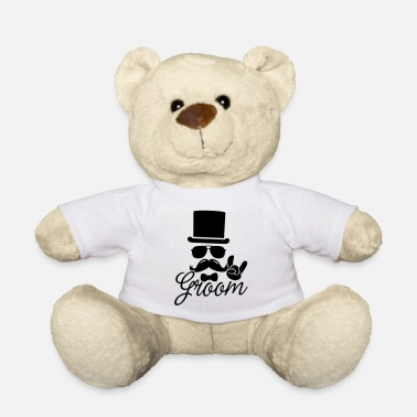 Stag Do Groom Wedding Marriage Stag do night bachelor - Teddy Bear