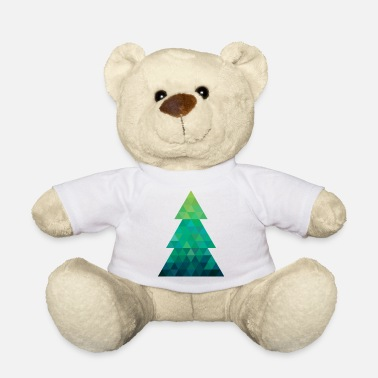 Modern style Christmas tree XMAS - Teddy Bear