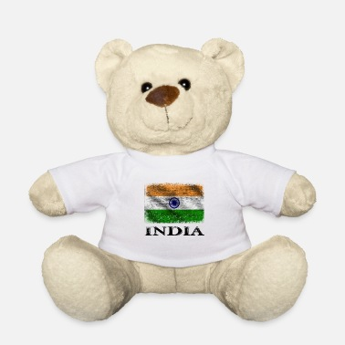 Indie India Flag, India - Bamse