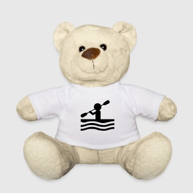 rowing - Teddy Bear
