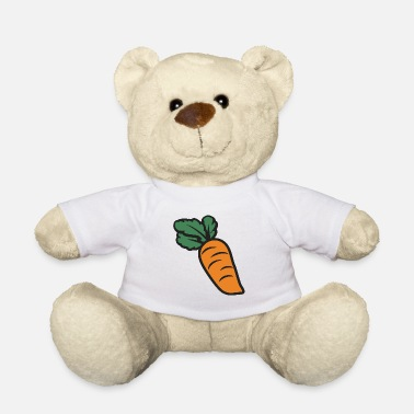 Small Carrot small - Teddy Bear