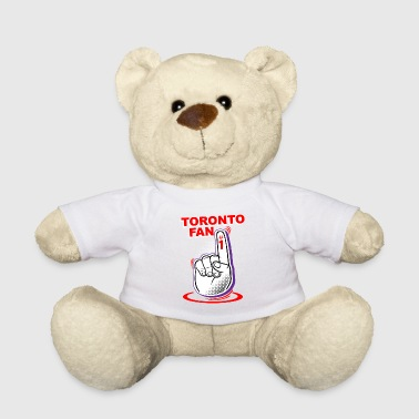 Toronto fan - Teddy Bear