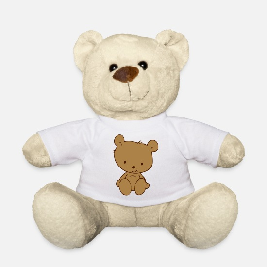 Teddy Teddy Bear Toys - Toy Teddy Bear (vector) - Teddy Bear white