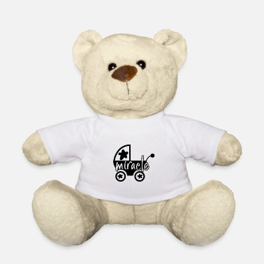 Pregnant pregnant baby child born birth gift idea - Teddy Bear