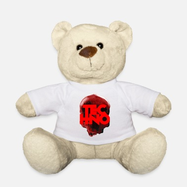 Techno Red Skull - Bamse
