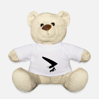 Hang Glider Hang - glider - Teddy Bear