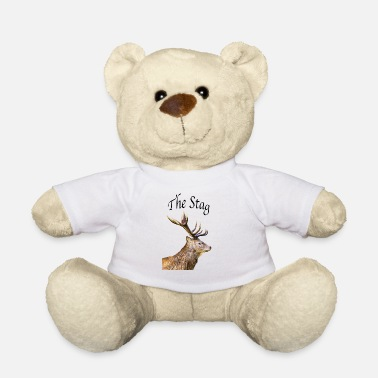 Stag Stag - Teddy Bear