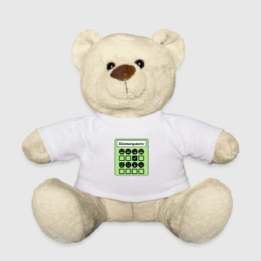 Stimmungsmeter Naughty - Teddy Bear