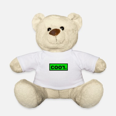 Misspell cool just different and maybe wrong - Teddy Bear