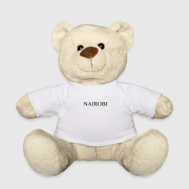 House of Money - Nairobi - Teddy Bear
