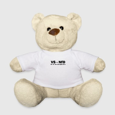 Soldiers VS - NfD Bundeswehr soldier military gift idea - Teddy Bear