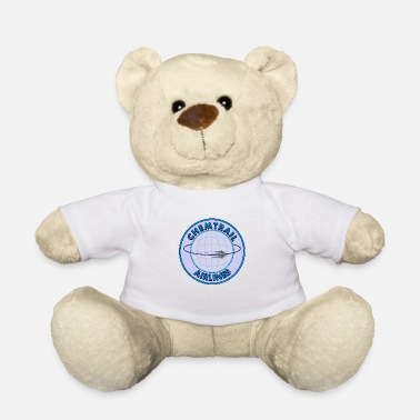 Airline Chemtrail Airlines - Teddy Bear