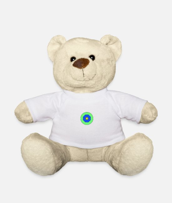 Celebrate Teddy Bear Toys - star - Teddy Bear white