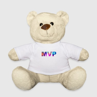 MVP - Most Valuable Player - in color and in color - Teddy Bear