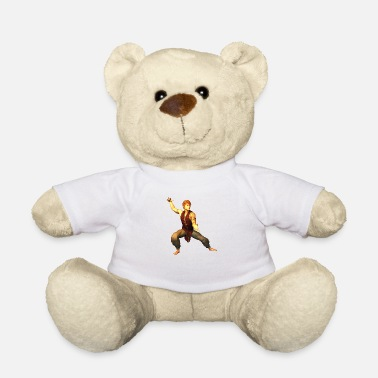 Taekwondo MARTIAL ARTS TRAINING FIGURE 39 - Teddy Bear