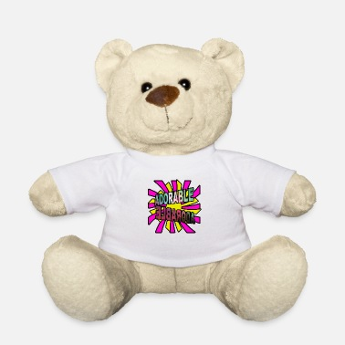 Glamour Glamourous t shirt gift - Teddy Bear