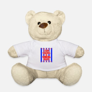 Stars And Stripes Stars and Stripes - Teddy Bear