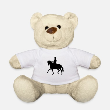 Hoof Horses, horse, riding, pony, cowboy, trot, Gallop - Teddy Bear