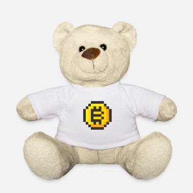 8 Bit 8-BIT COIN - Teddy Bear