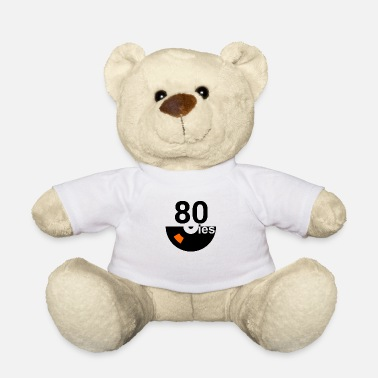 Decade 80's decade - Teddy Bear